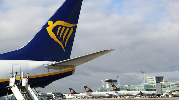 Ryanair Quelle: REUTERS