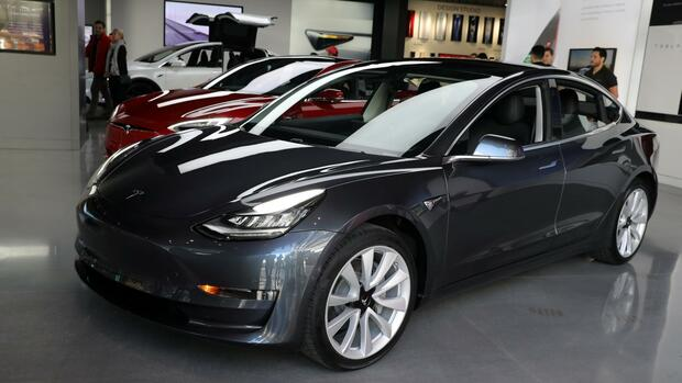 Tesla Model 3 Quelle: REUTERS