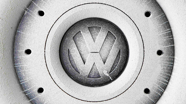 Das VW-Logo Quelle: REUTERS