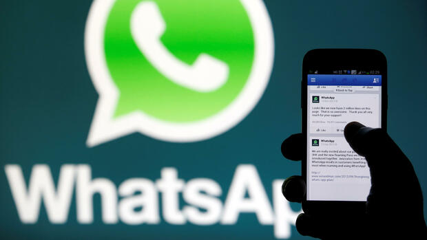 Wirtschaft | WhatsApp muss drei Millionen Euro Bußgeld in Italien zahlen