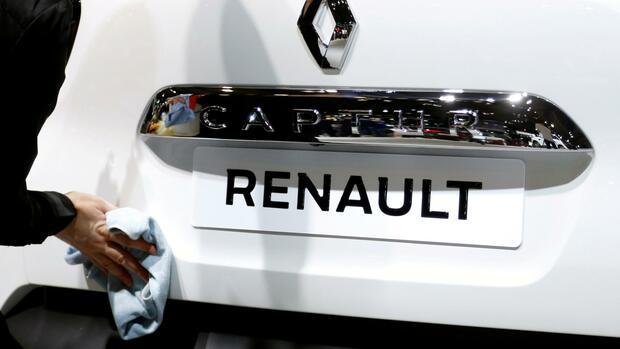 Carlos Ghosn soll Renault-Chef bleiben