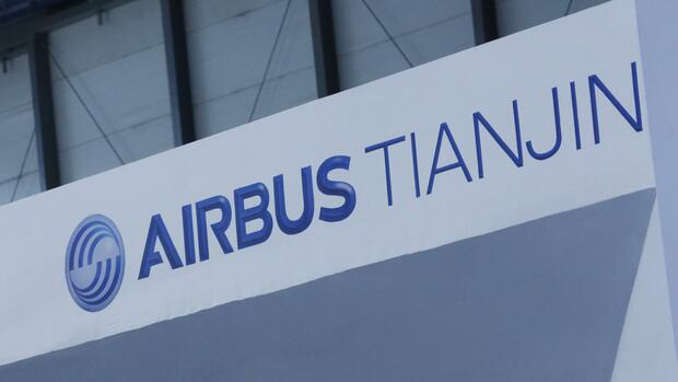 Airbus Tianjin Quelle: REUTERS