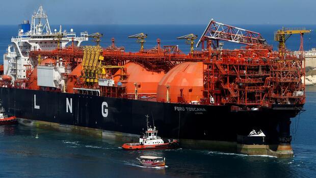 LNG: Uniper plant deutsches Flüssiggas-Projekt in Wilhelmshaven Quelle: REUTERS