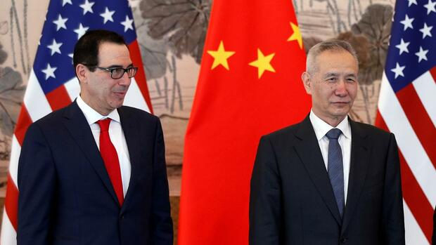 Handelskrieg: China fordert Kompromisse von den USA