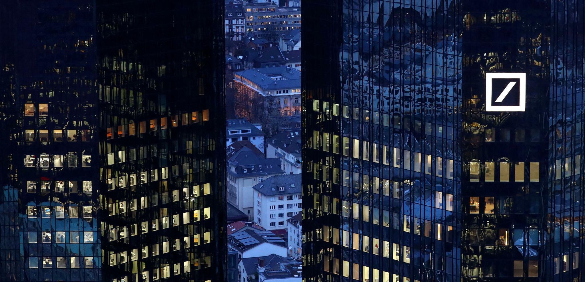 Deutsche Bank: Europa könnte Ende 2020 in Rezession abgleiten