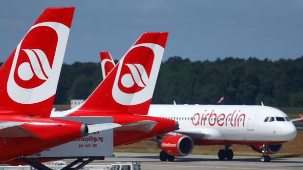 EU genehmigt staatlichen Überbrückungskredit für Air Berlin