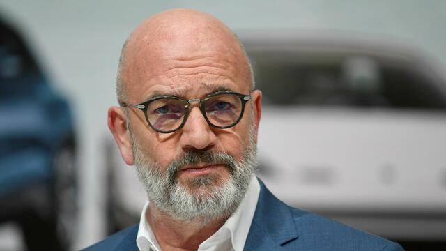 Volkswagen-Betriebsratschef Bernd Osterloh: Das VW-Gesetz bin ich