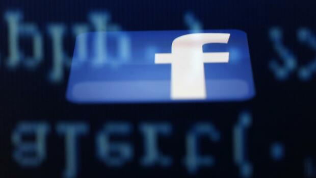 Facebook-Logo Quelle: REUTERS