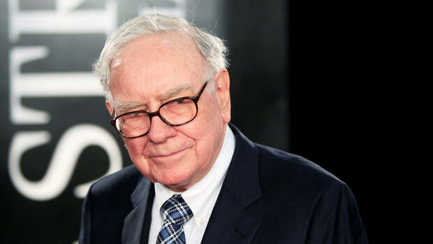 Investor Warren Buffet Quelle: REUTERS