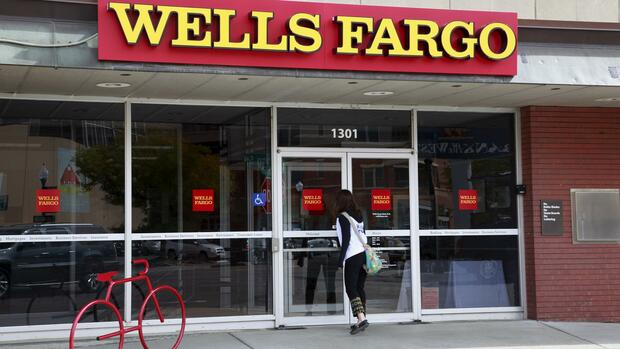 Wells Fargo Quelle: REUTERS
