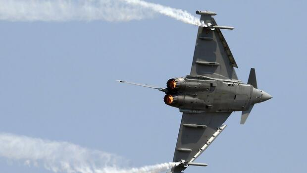 Eurofighter Quelle: REUTERS