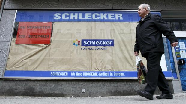 Schlecker Quelle: REUTERS
