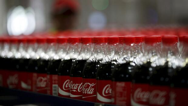Coca-Cola-Flaschen Quelle: REUTERS