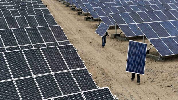 Solarpark bauen kosten