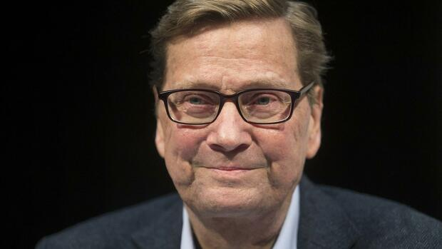 Guido Westerwelle ist tot Quelle: REUTERS