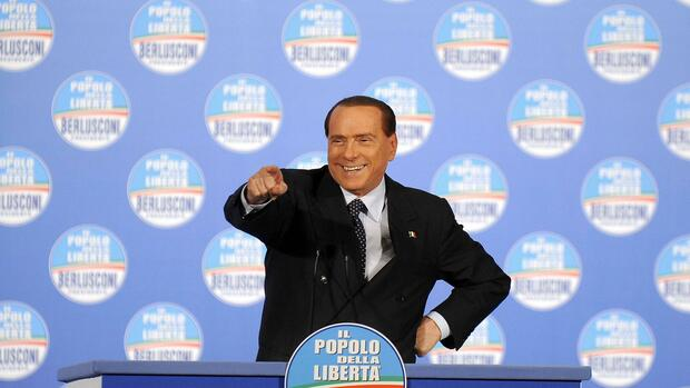 Silvio Berlusconi Quelle: REUTERS