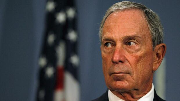 Platz 9: Michael Bloomberg Quelle: REUTERS