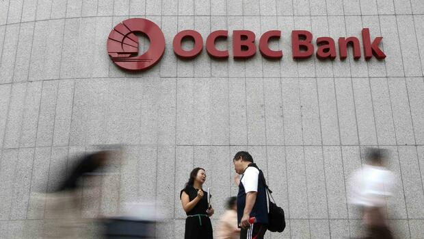 OCBC-Bank Quelle: Reuters