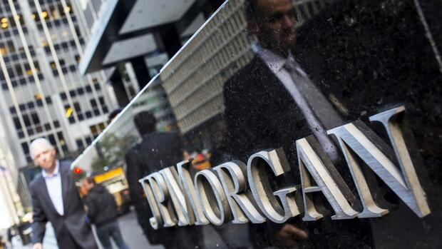 JP Morgan & Chase Co. Quelle: REUTERS
