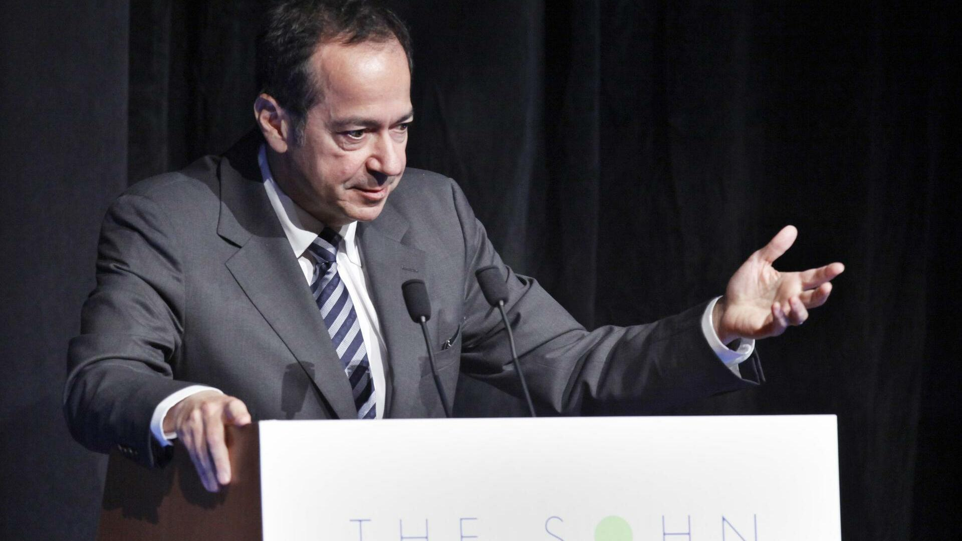 President and Portfolio Manager of Paulson & Co. John Paulson Quelle: REUTERS