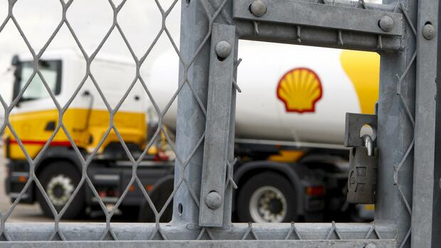 Royal Dutch Shell Quelle: REUTERS