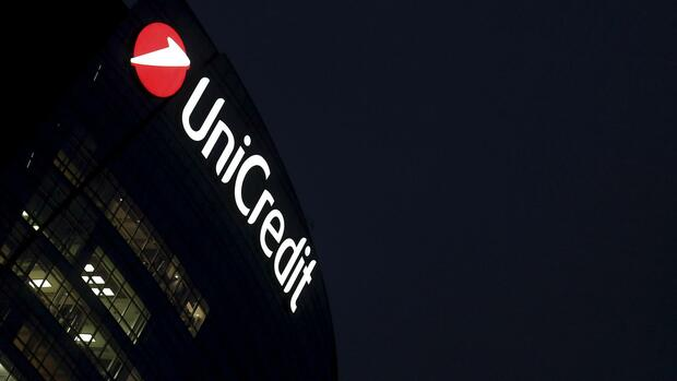 Die Konzernzentrale von Unicredit in Mailand. Quelle: REUTERS
