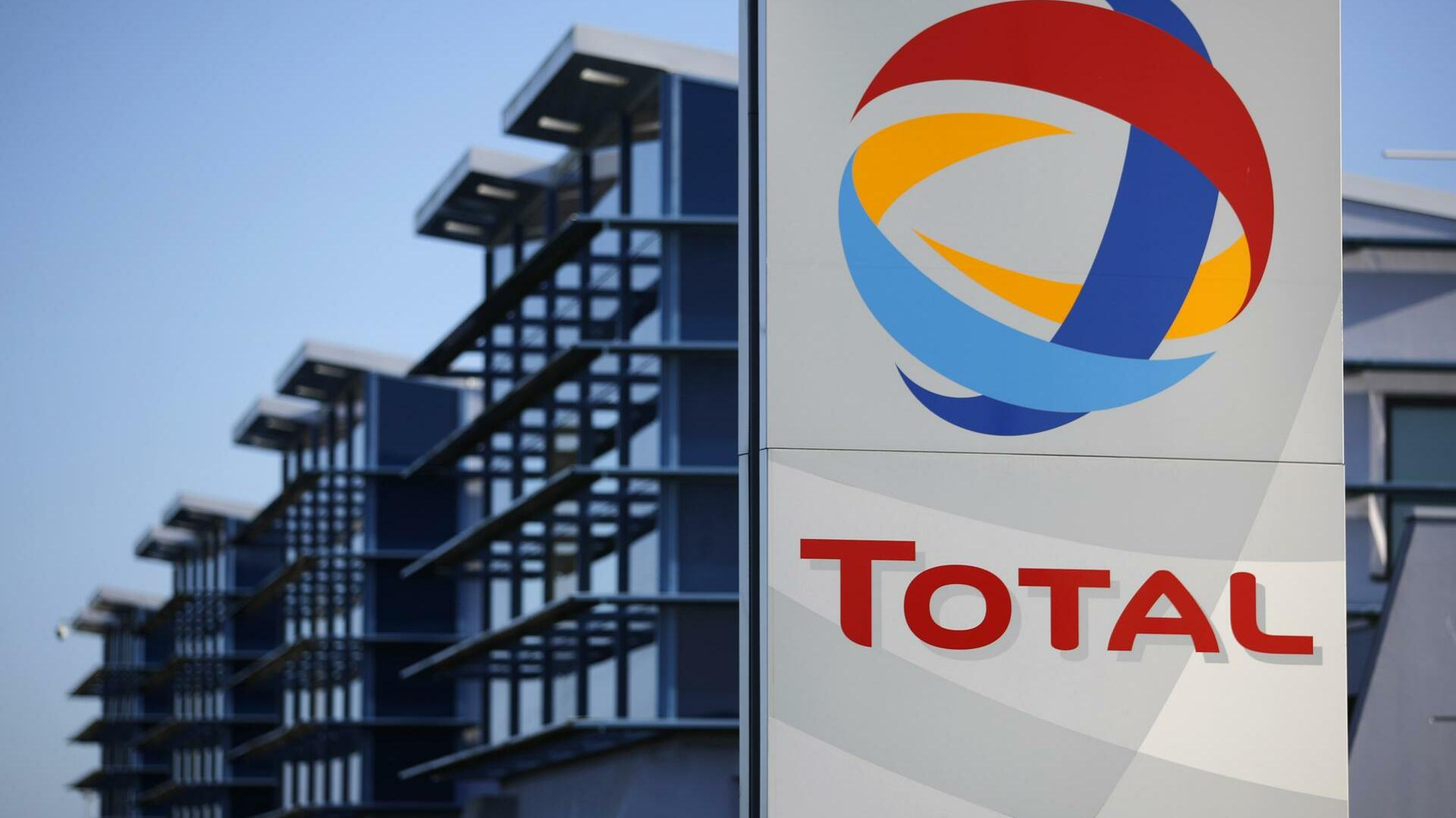Logo von Total Quelle: REUTERS