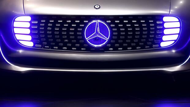 Mercedes Quelle: REUTERS