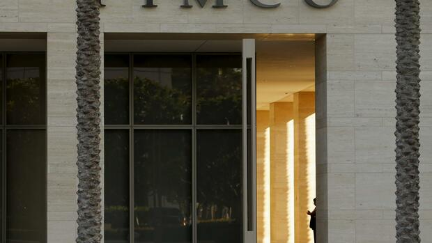 Pimco Quelle: REUTERS