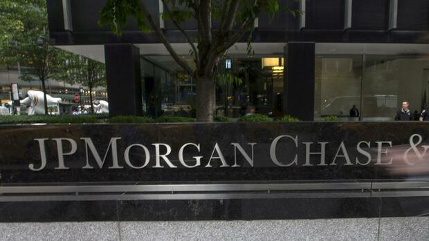 JP Morgan Chase & Co. Quelle: REUTERS