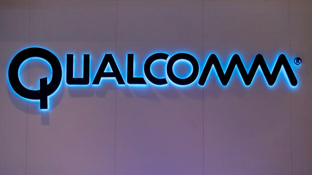 Qualcomm-Logo Quelle: REUTERS