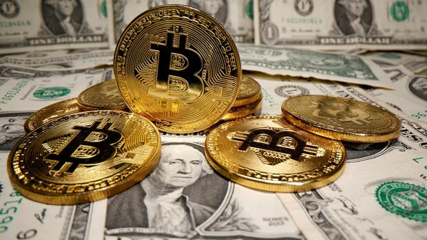 Bitcoin online-handelskonto