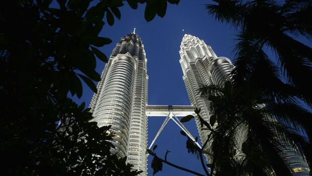 Petronas Towers Quelle: REUTERS