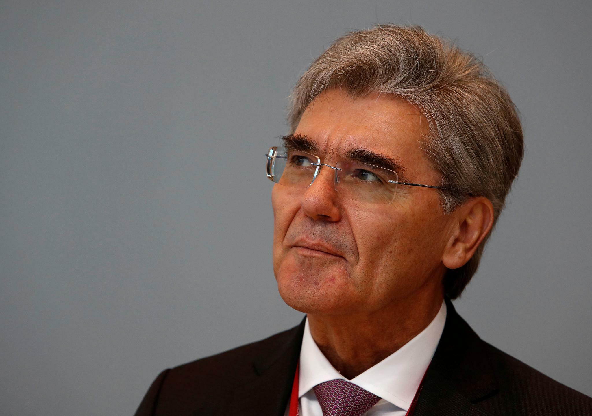Joe Kaeser: Sollte der Siemens-Chef twittern?