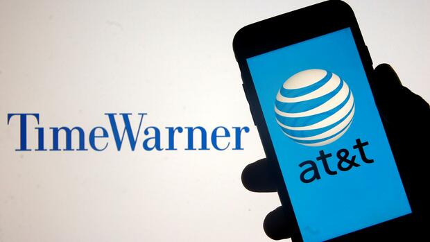 Time Warner AT&T Quelle: REUTERS