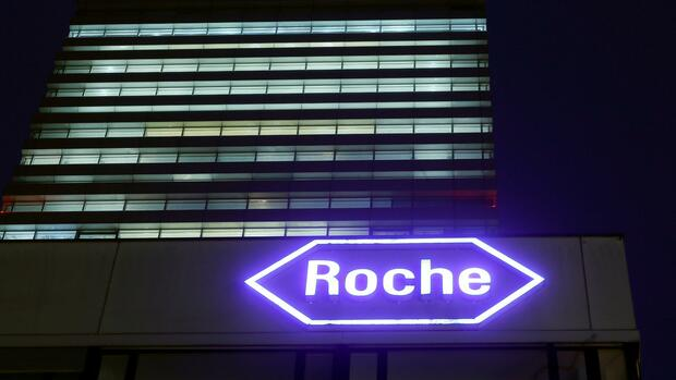 Roche kauft US-Biotechfirma für 4,3 Milliarden Dollar Quelle: REUTERS
