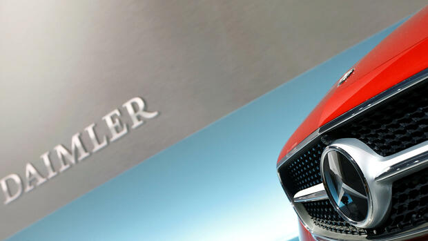 Daimler Quelle: REUTERS