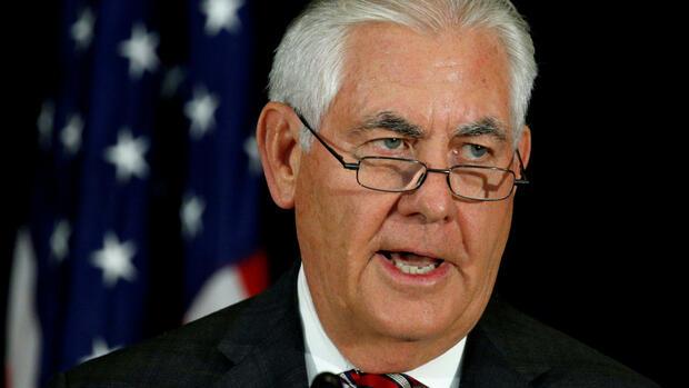 Rex Tillerson: USA könnten im Pariser Klima-Abkommen bleiben