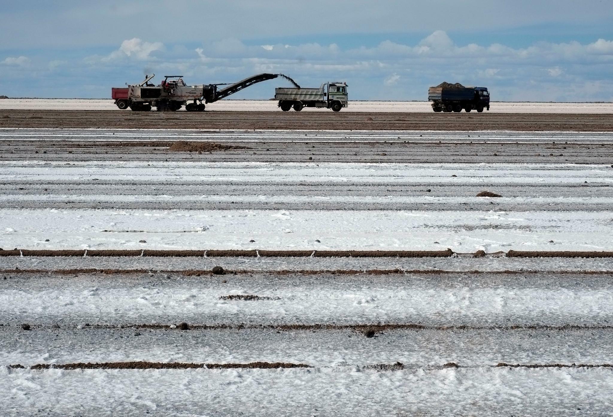 """Lithium: Bolivien """"als Lieferant praktisch tot"""""""