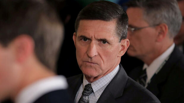 Michael Flynn Quelle: REUTERS