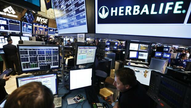 Herbalife Quelle: REUTERS