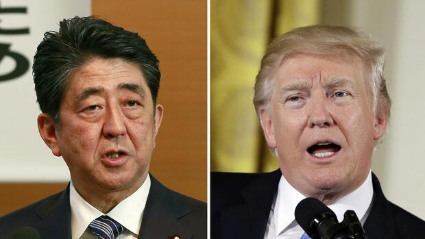 USA und Japan kündigen weitere Aktionen gegen Nordkorea an