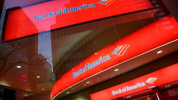 Bank of America Quelle: AP