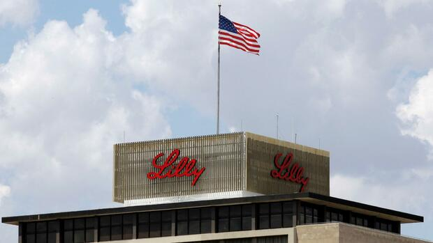 Eli Lilly in Indianapolis Quelle: AP