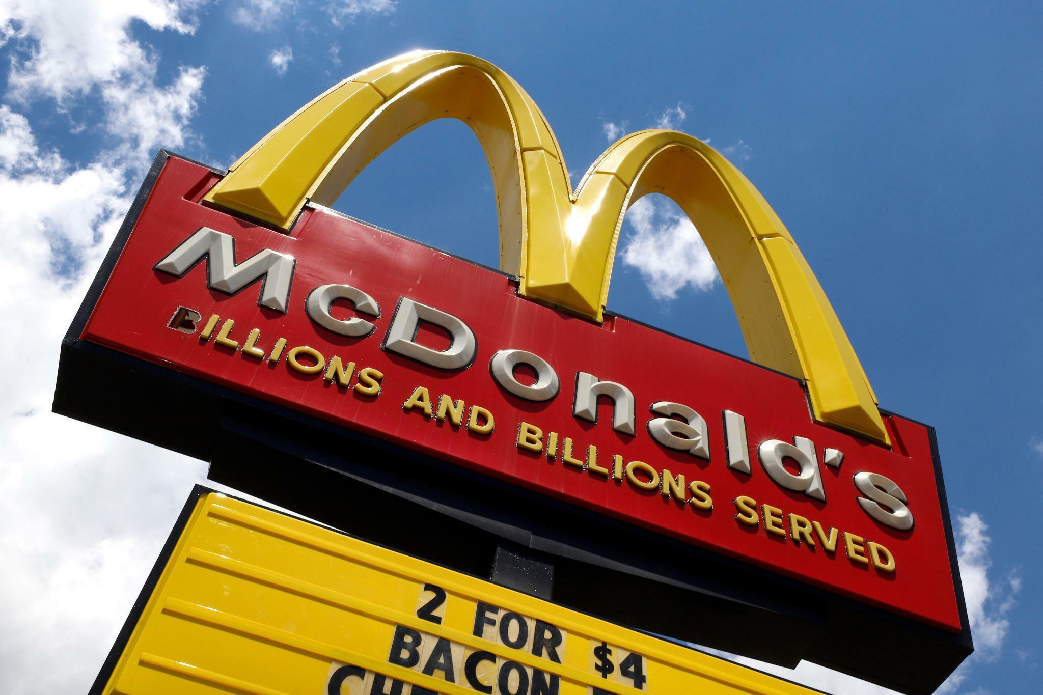 Fastfood: Angst vor wütenden Kunden: Mitarbeiter verklagen McDonald's