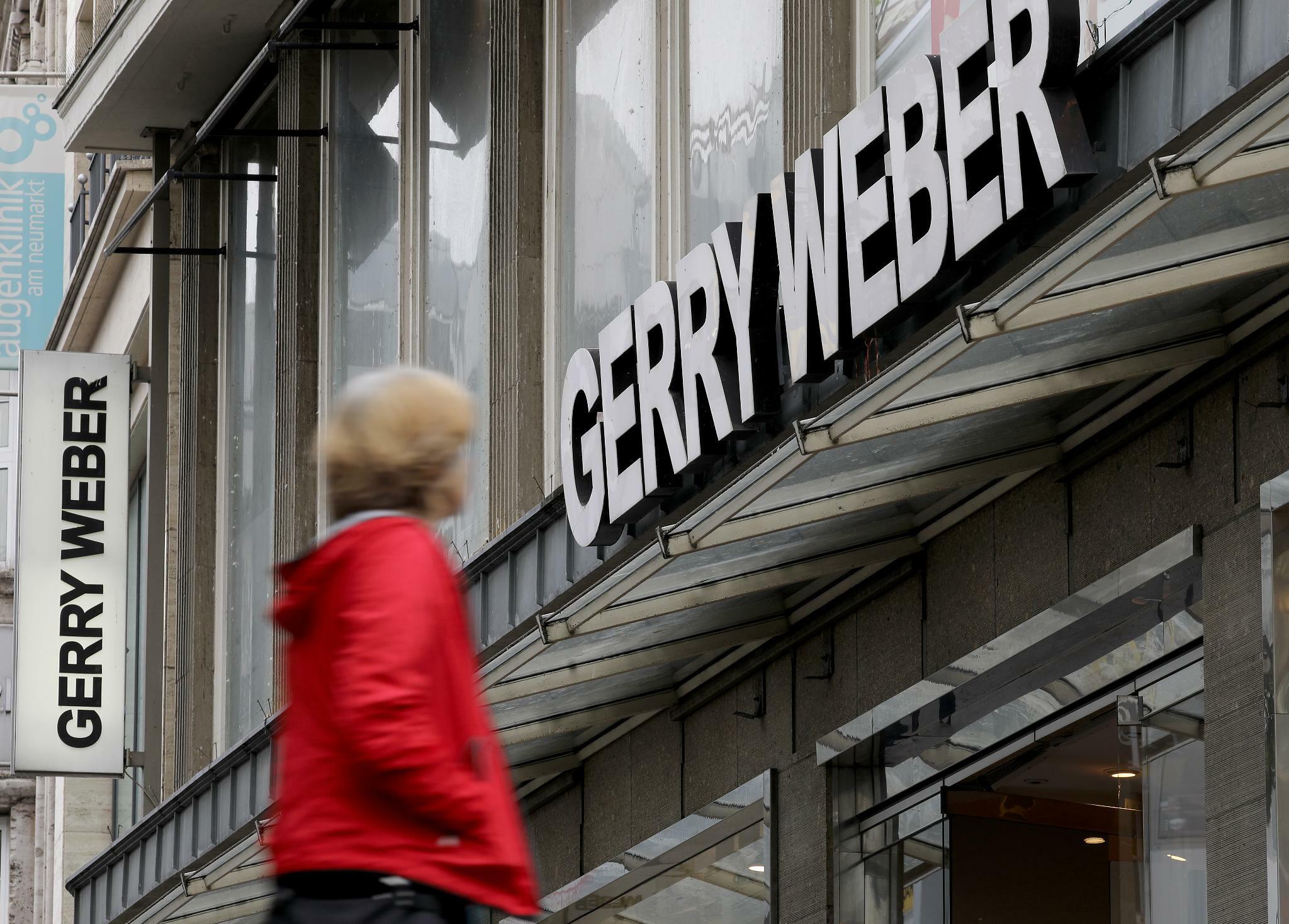 Gläubiger machen Weg für Sanierung von Gerry Weber frei