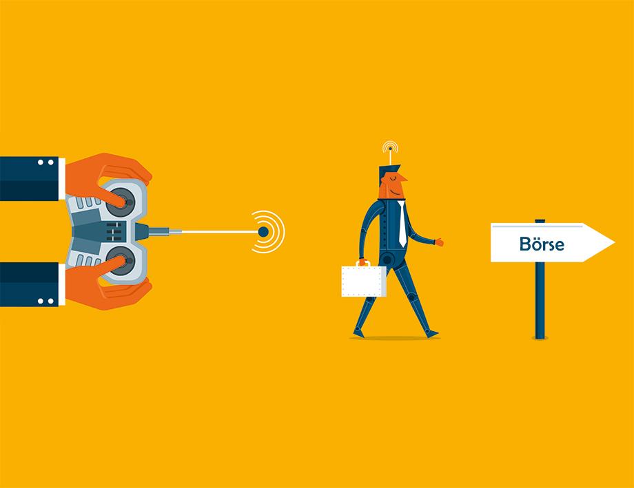 Automatisierte Geldanlage: Deutsche trauen dem Robo-Advisor nicht