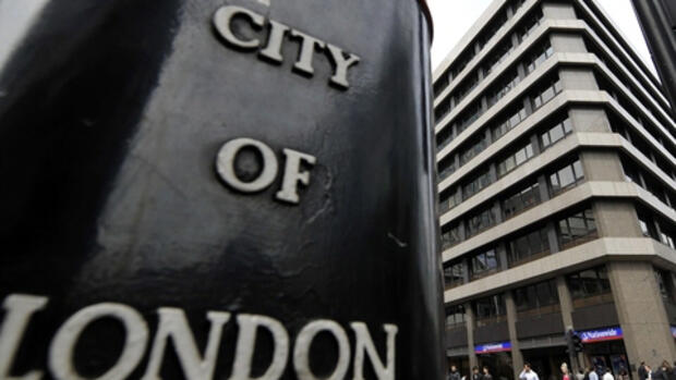Fitch Ratings in London Quelle: dpa