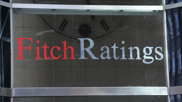 Der Sitz der Ratingagentur Fitch in New York. Quelle: dapd