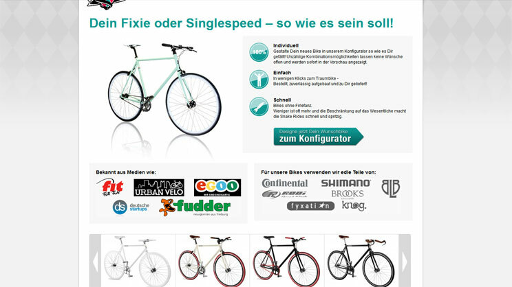 Fixie Quelle: Screenshot